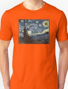 DeathStarry Night Unisex T-Shirt