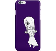 Cute Chibi/Anime Girl iPhone Case/Skin