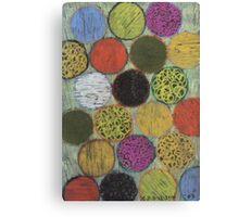 Untitled. C#3/2000 Canvas Print