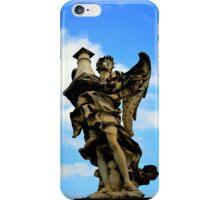 Rome angel statue  iPhone Case/Skin