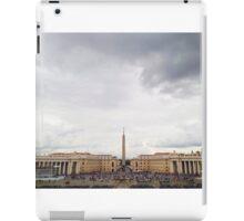Vatican City iPad Case/Skin