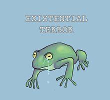 Existential Terror Frog Unisex T-Shirt