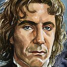 Doctor Who: Paul McGann by marksatchwillart