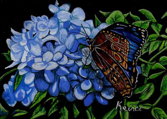 Blue by Debra Keirce