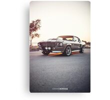Shelby GT500 ≠ *Eleanor* Canvas Print