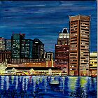 Inner Harbor by Debra Keirce