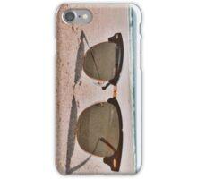 Sunglasses & Beach iPhone Case/Skin