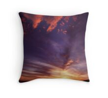 Victor mornings Throw Pillow
