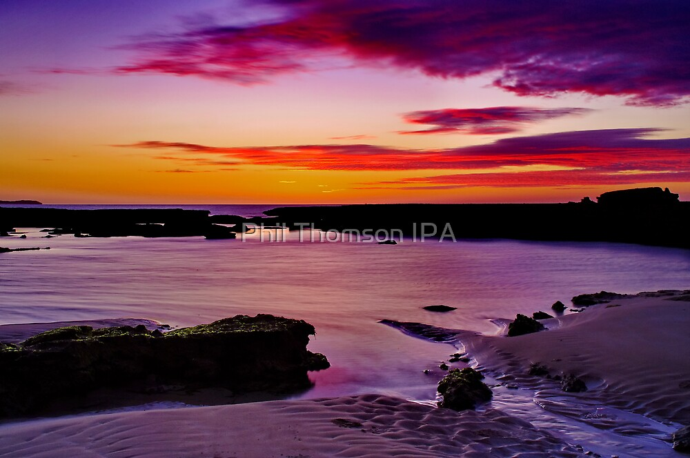 """Ebb Tide Dawn"" by Phil Thomson IPA"
