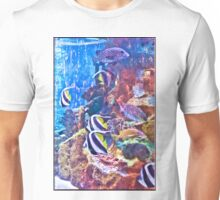Colorful Fish I Unisex T-Shirt