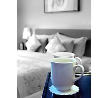 Tea Cups Photographic Print