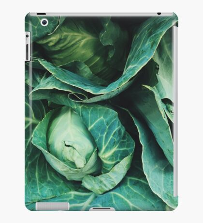 Crush green. iPad Case/Skin