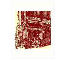 Paul's Boutique Art Print