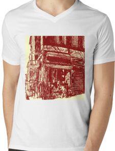 Paul's Boutique Mens V-Neck T-Shirt