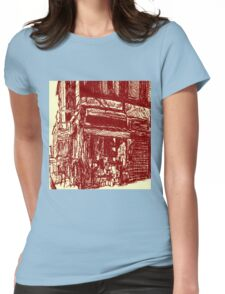 Paul's Boutique Womens Fitted T-Shirt