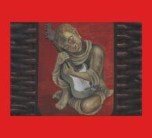 Basket Buddha Baby Tee