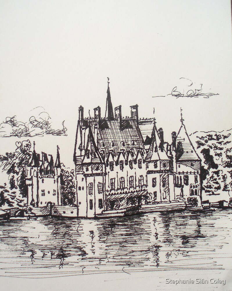 Chateau Missillac by Stephen Coley