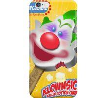 Killer Klown Popsicle iPhone Case/Skin