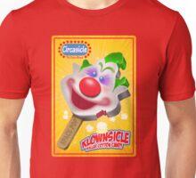 Killer Klown Popsicle Unisex T-Shirt