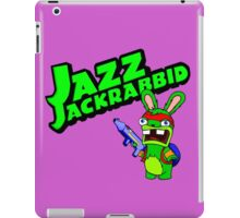 JAZZ JACKRABBID iPad Case/Skin