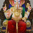 Ganapati Bappa Morya by magiceye