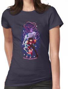 Shine like a Gem Womens Fitted T-Shirt