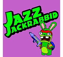 JAZZ JACKRABBID Photographic Print