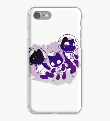 He Left His Family Behind iPhone Case/Skin