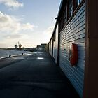 Fremantle Wharf by mattsibum