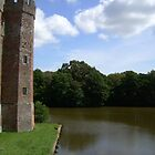 Herstmonceux Castle moat by ©The Creative  Minds