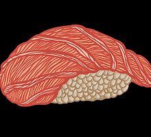 Anatomical Sushi by Emily McGaughey