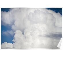 Sky and Clouds 1 Poster