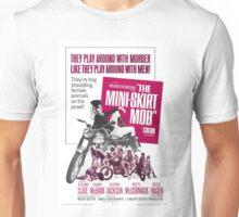 The Mini Skirt Mob (Pink) Unisex T-Shirt