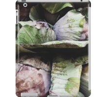 A replication of the night sky in the isles of my supermarket store. iPad Case/Skin