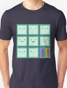 Emoticon Unisex T-Shirt