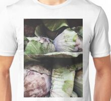 A replication of the night sky in the isles of my supermarket store. Unisex T-Shirt