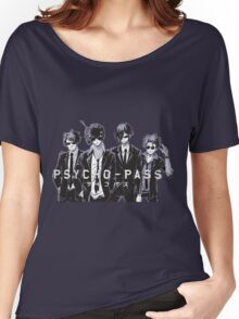 Psycho-Pass Women's Relaxed Fit T-Shirt