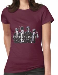 Psycho-Pass Womens Fitted T-Shirt