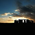 Stonehenge by Richard Horsfield