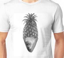 Fishy Pineapple  Unisex T-Shirt