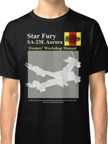 star fury owners manual Classic T-Shirt