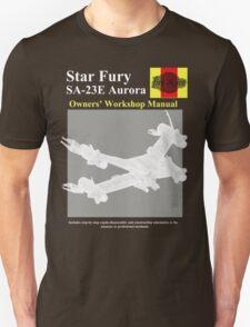 star fury owners manual T-Shirt