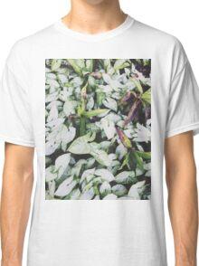 Dappled green Classic T-Shirt
