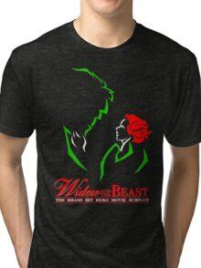 Widow and the Beast Tri-blend T-Shirt