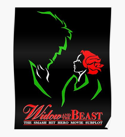 Widow and the Beast Poster