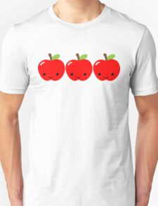 Apple Apple Apple! Unisex T-Shirt
