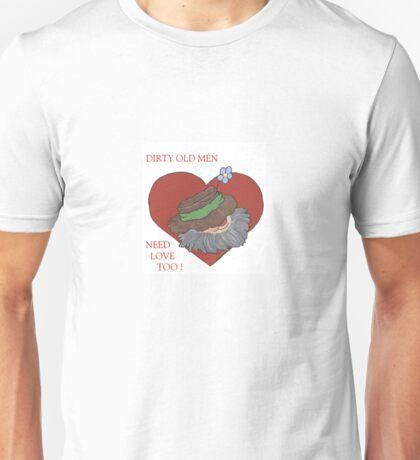 Dirty Old Men Unisex T-Shirt