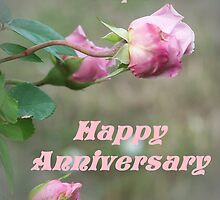Happy Anniversary Card by Jonice