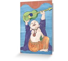 Hard Rock Hotei II Greeting Card