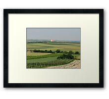 Landscape Austria Framed Print